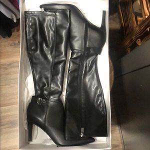 Calvin Klein Benrita Calf Kansas knee-high boots